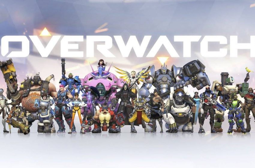 Top 5 Overwatch heroes ranked by class