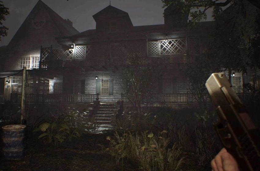 The Resident Evil 7