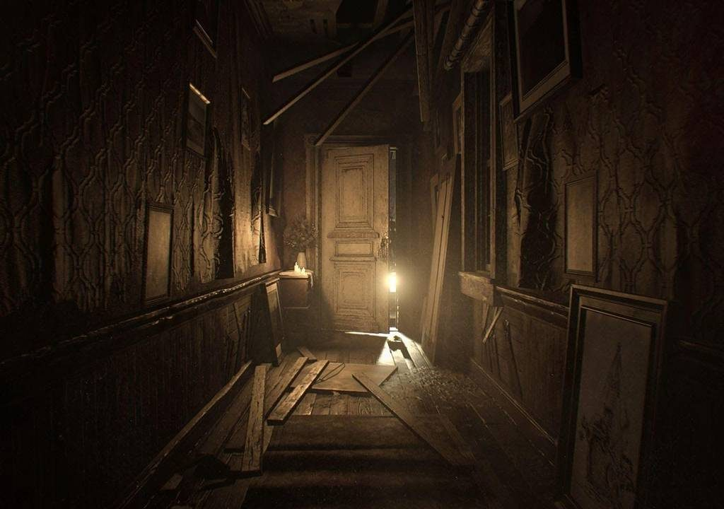Resident Evil 7 Biohazard Part 7 Walkthrough Find D Series Head