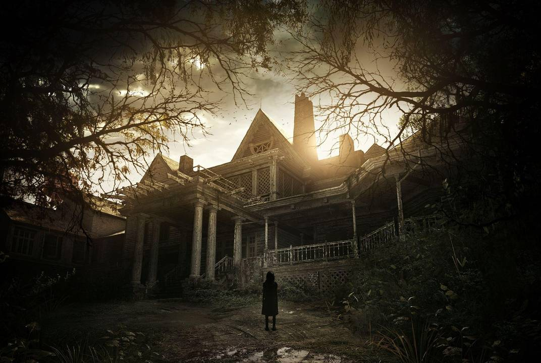 Resident Evil 7 Part 3 Walkthrough Fight Jack In Main Hall