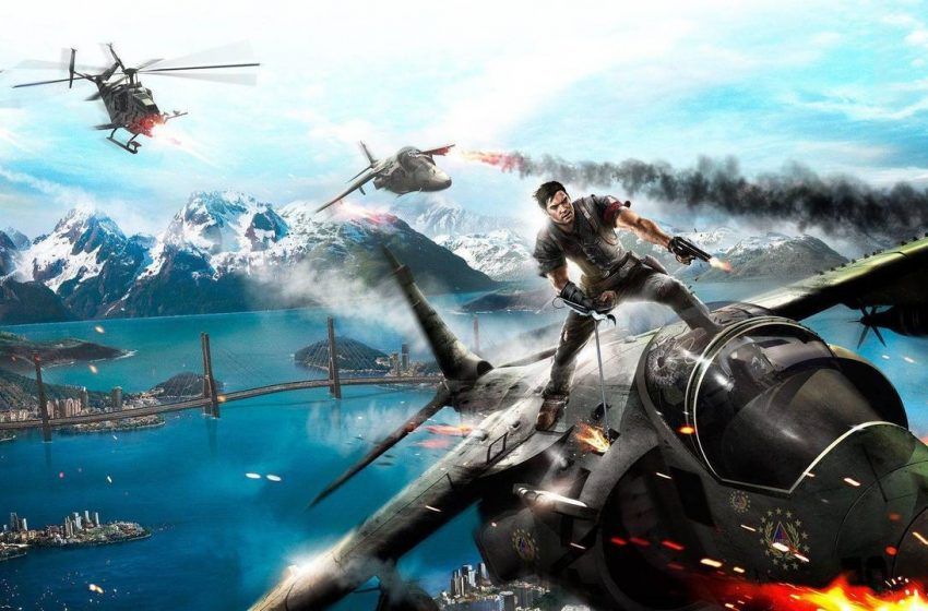 Just Cause 3: Where to Find F1 Car Location