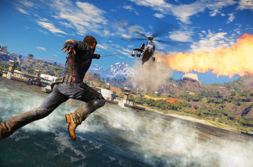 Just Cause 3 First Gameplay Trailer To Be Online On April 28, Cover For PS4, Xbox One and PC Unveiled