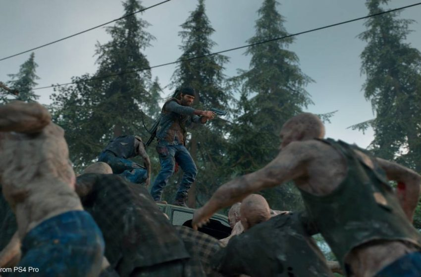 """Days Gone Is """"Unique"""", Introducing Bike And Resource Management Control: Bend Studio"""