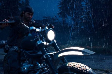 Days Gone Survival Mode   Everything We Know