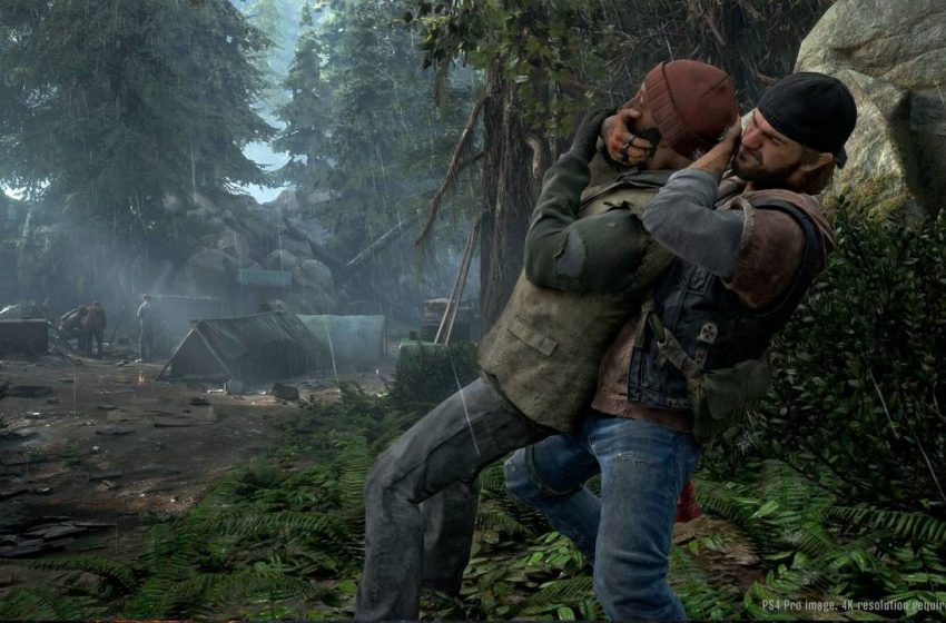 Days Gone: How To Sleep
