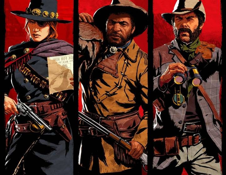 The Most Powerful Weapons In Red Dead Online