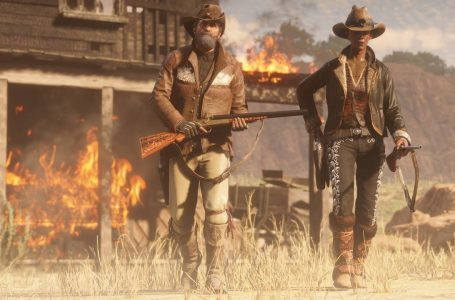 Red Dead Online Adds Gift and Gun