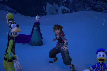 Kingdom Hearts III Re Mind DLC Gets a Dreamy New Trailer and Release Date