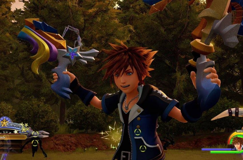Kingdom Hearts 3 Twilight Town Lucky Emblem Locations With Map