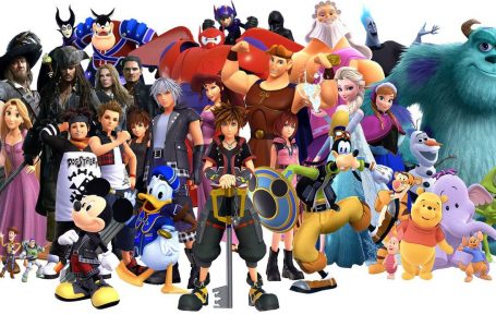 Kingdom Hearts III Disney's Worlds Guide   How Many Worlds Are There In KH3?