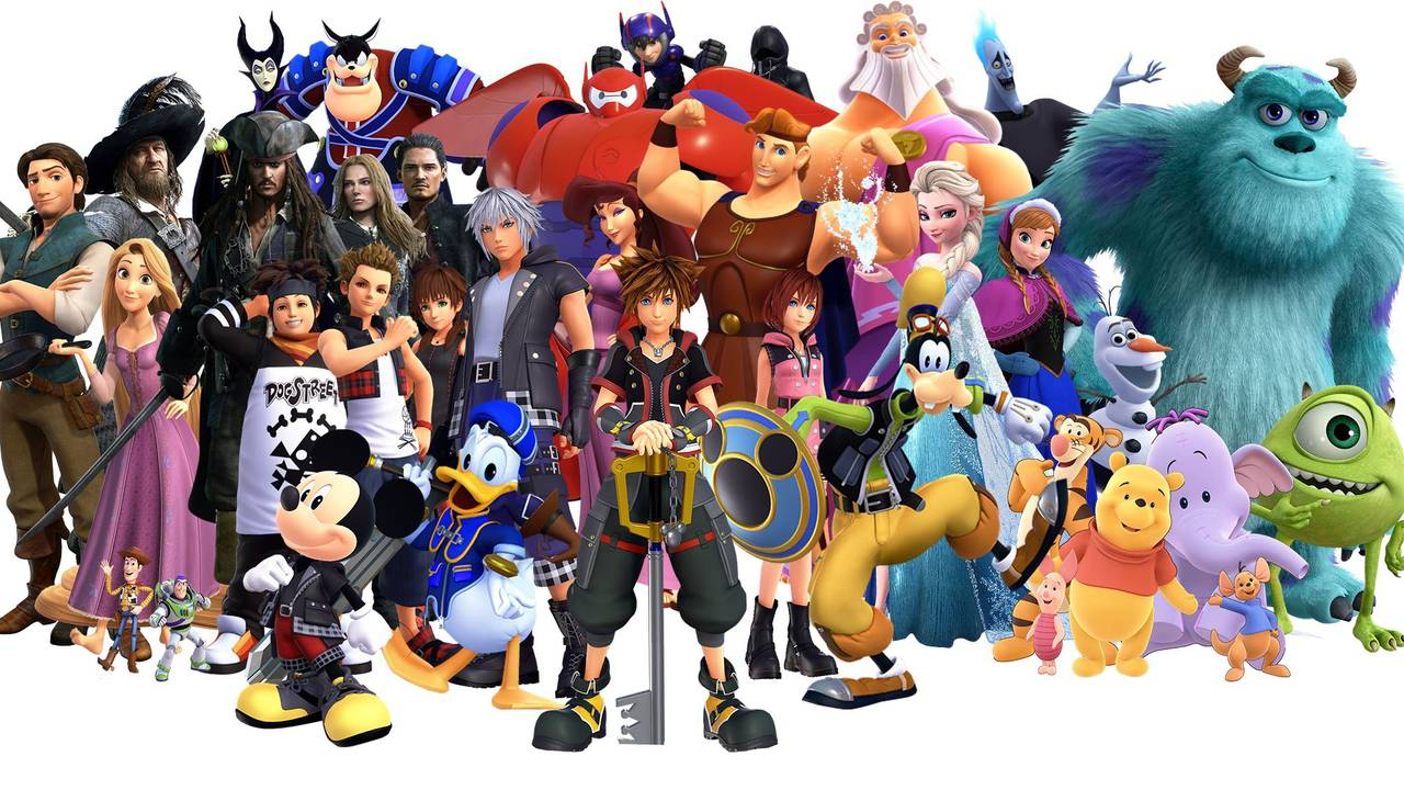 Kingdom Hearts Iii Disney S Worlds Guide How Many Worlds Are There In Kh3 Gamepur