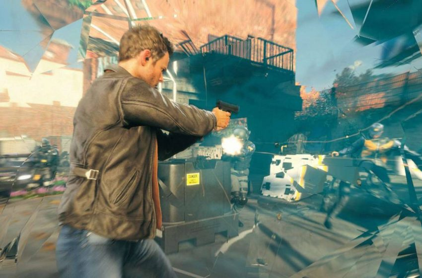 Quantum Break Xbox One X Patch In The Works At Microsoft, Remedy Reveals
