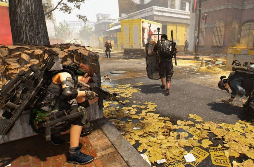 The Division 2's Day One Patch is 90GB for Physical Copy PS4 Players