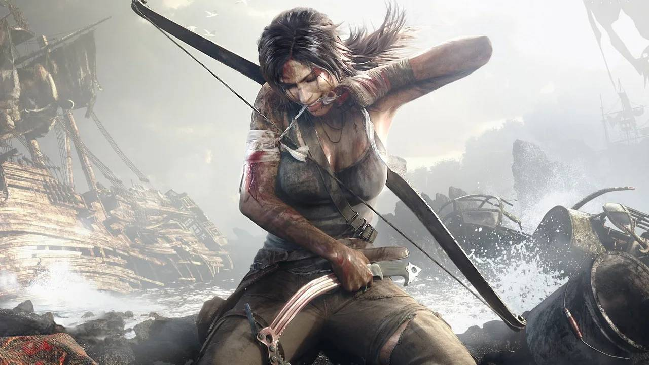 New Rise Of The Tomb Raider Pc Version Screenshots Shows