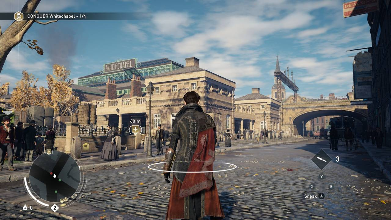 Assassin S Creed Unity Playstation 4 Gameplay Leaked Totally