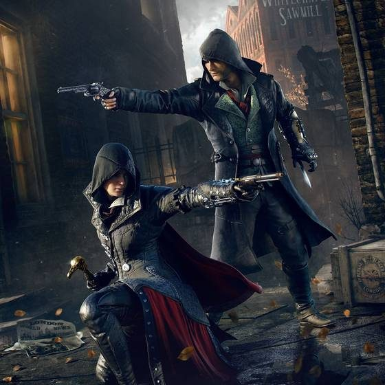 Grim Looking Assassin S Creed Unity Dead Kings Dlc Screenshots