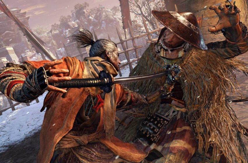 Sekiro – Where To Find Blackhat Badger, The Iron Umbrella Shinobi Tool