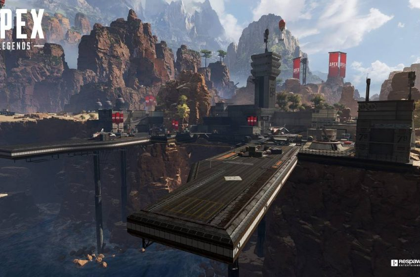 Flamethrower May Be Coming To Apex Legends
