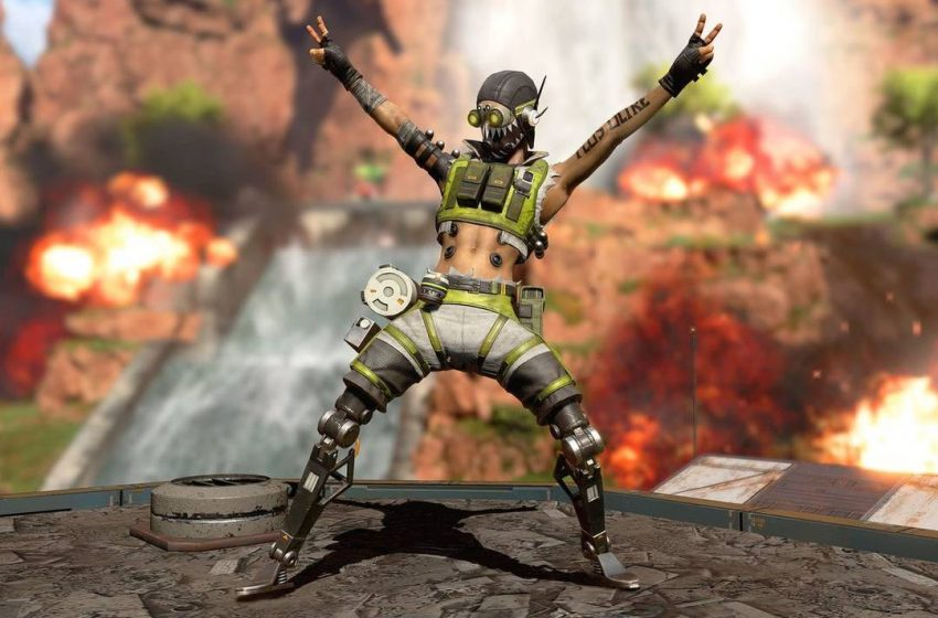 Apex Legend Caustic And Mirage Unlock Guide | The Fastest Way To Unlock Caustic And Mirage