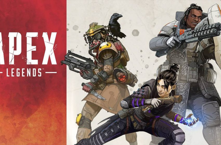 Apex Legends Patch Leaks New Heroes and Vehicles