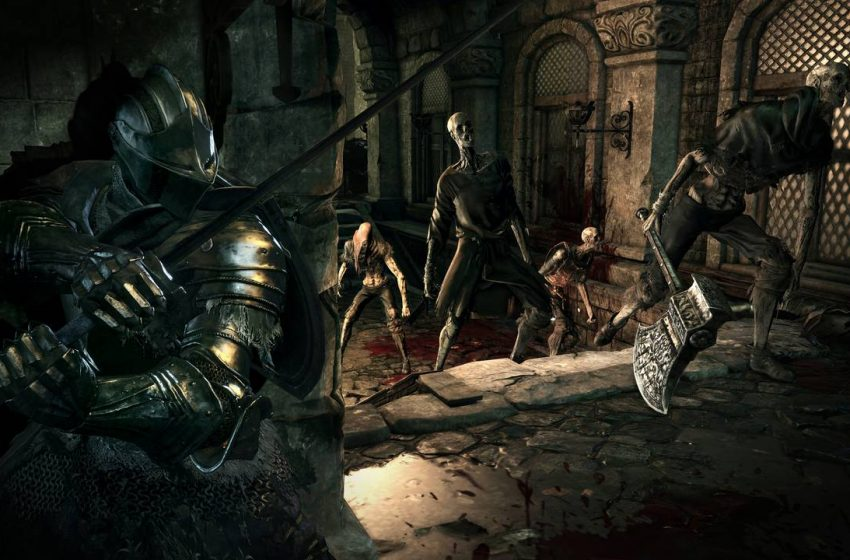 Dark Souls 3 Walkthrough: Grand Archives, Lothric, Younger Prince Boss Fight