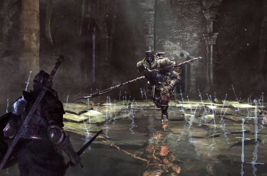 Dark Souls 3 Walkthrough: Cemetery of Ash and Ludex Gundyr Boss Fight