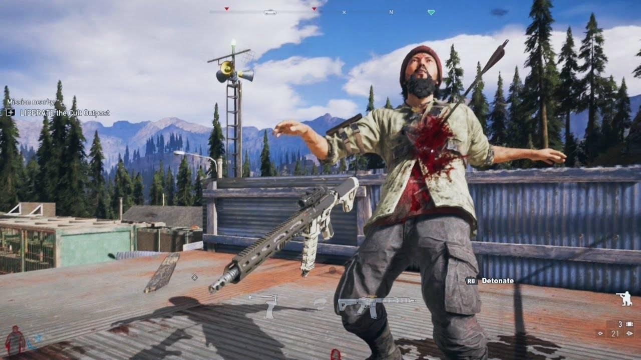 The Resistance Walkthrough Far Cry 5 Gamepur