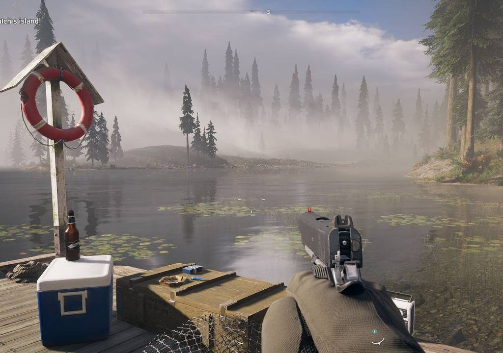 Far Cry 5 14 Best Easter Eggs And Where To Find Them Gamepur