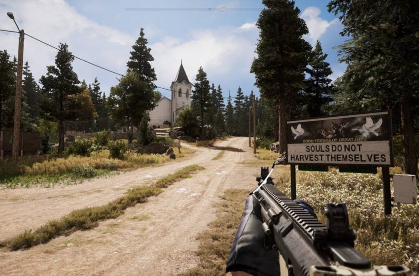 Cancel Far Cry 5 Petition: A whole new level from Racism to Craziness