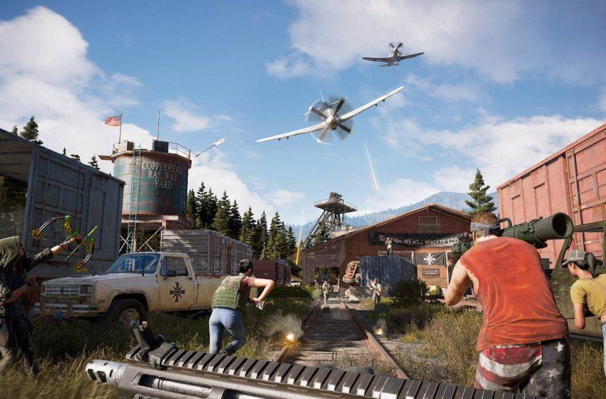 Far Cry 5 Dead Living Zombies Achievements | How To Unlock All 7 Achievements