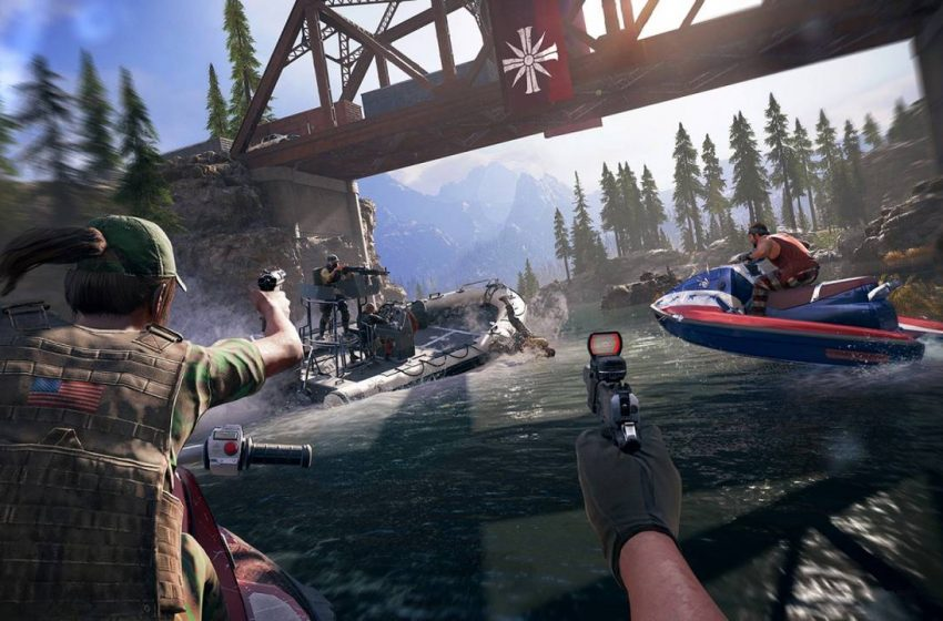 Far Cry 5's Best Starting Weapons: Perks, Drawbacks, and Cost