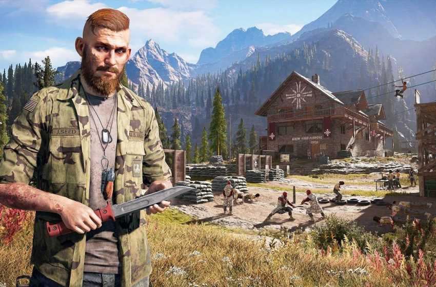 Far Cry 5 Runs At Native 4K On Xbox One X vs 1620p On PS4 Pro
