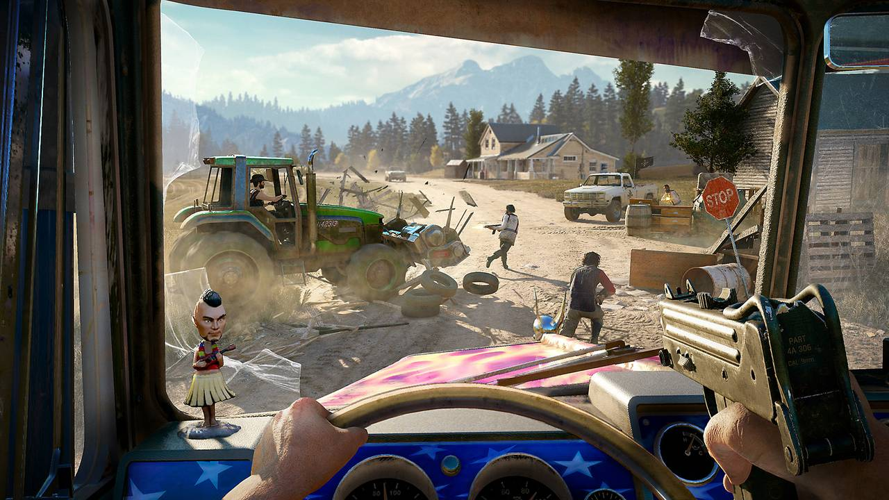 Far Cry 5 How To Play Co Op And How Progression Works For The
