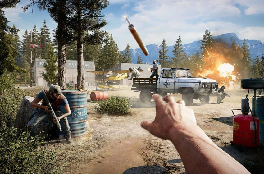 Where to Find Kokanee Salmon in Far Cry 5