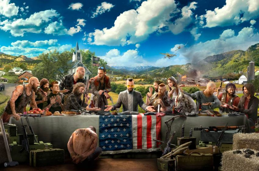 """Where To Find Far Cry 5's Trump """"Pee Tape"""" Mission"""