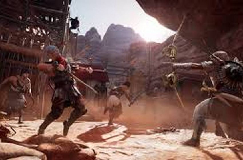 Aten Rising – AC Origins The Curse of the Pharaohs Walkthrough