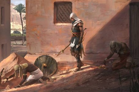 Assassin's Creed Origins To Start Off A Trilogy With Same Main Character, No Multiplayer, 100% Story Focused