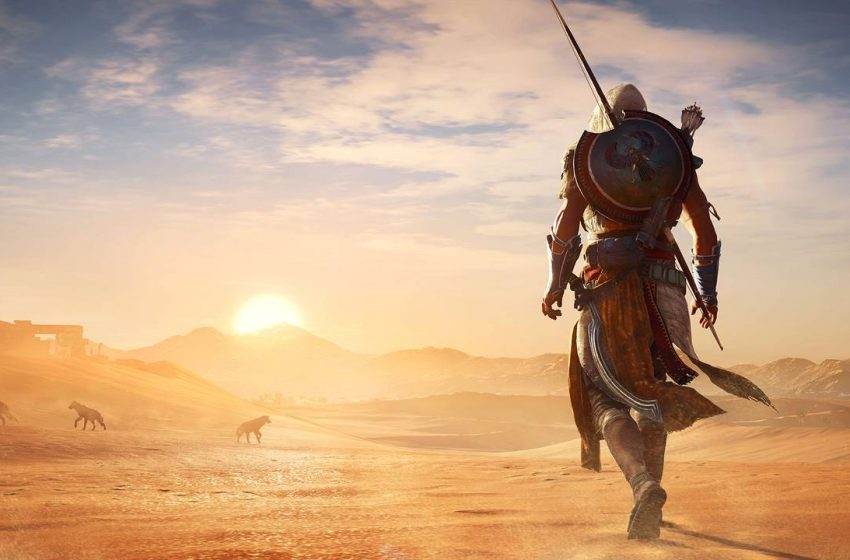 Read Desert Oath, Assassin's Creed: Origins' Backstory