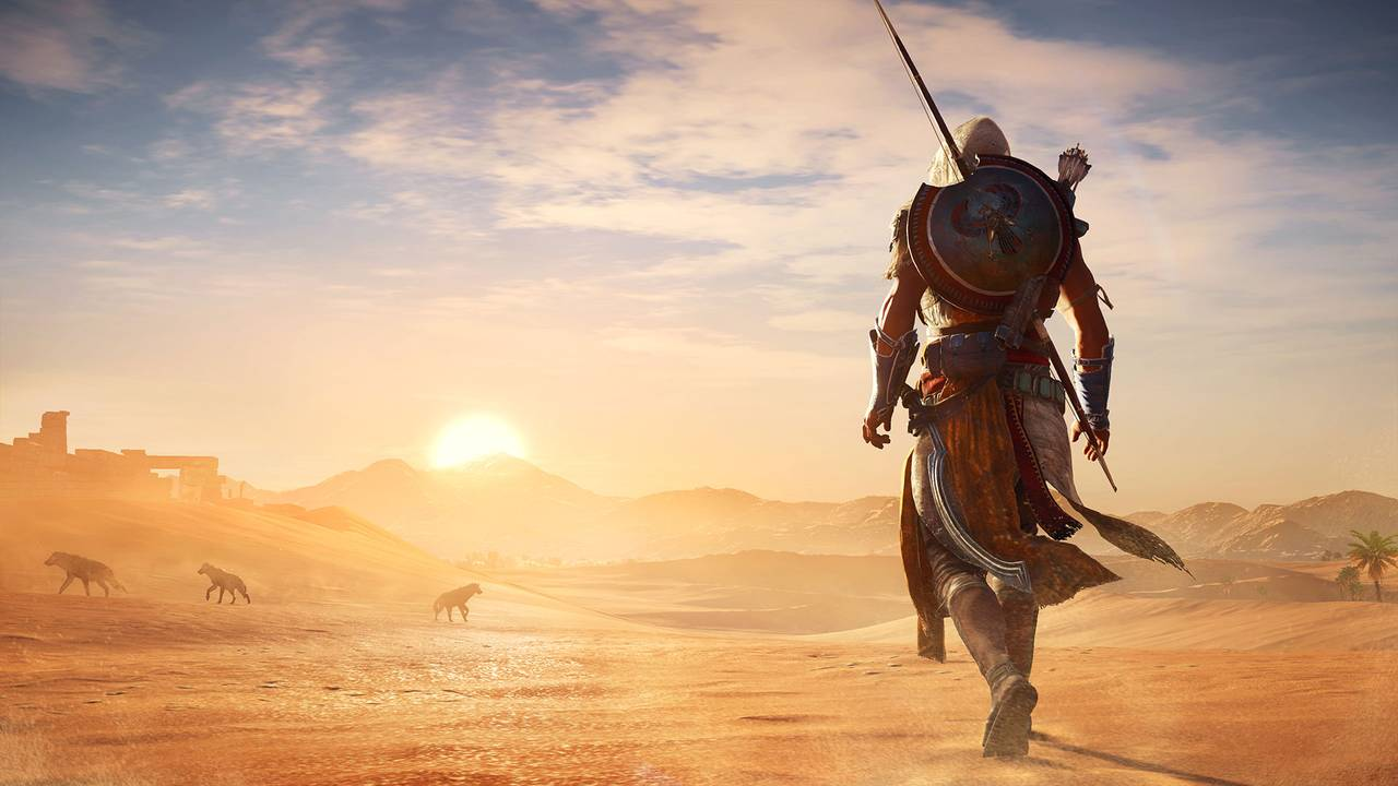 black hood assassins creed origins outfits