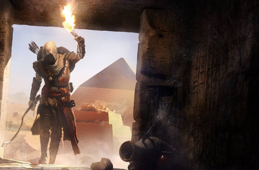 Blood in the Water – AC Origins The Curse of the Pharaohs Walkthrough