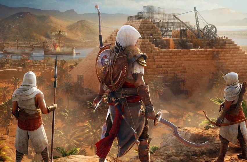 How To Reduce Damage While Jumping From Height In AC Origins [Parkour Tip]