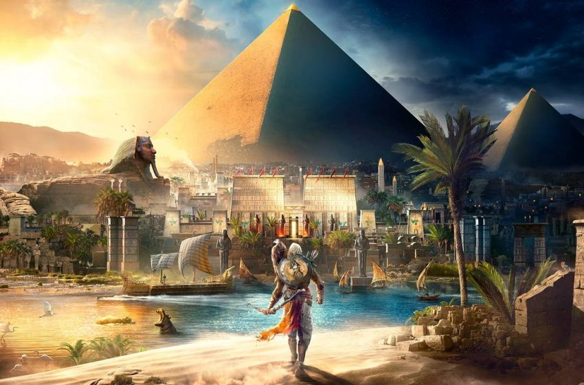 The King of Kings – AC Origins The Curse of the Pharaohs Walkthrough