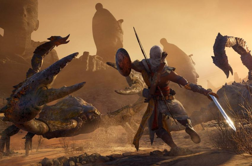 Where To Find Legendary Weapons Location – AC Origins The Curse of the Pharaohs