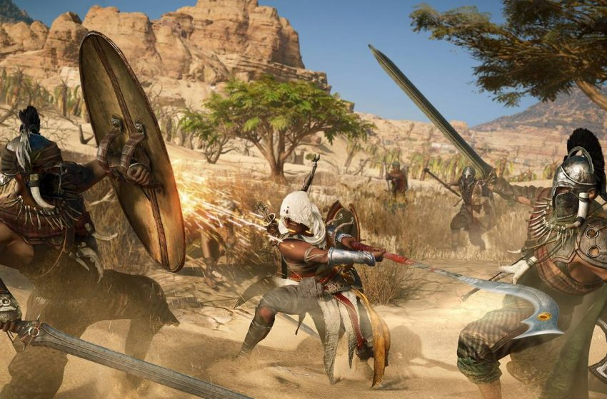 How To Get Serqet Carapace Armor In AC Origins The Curse of the Pharaohs