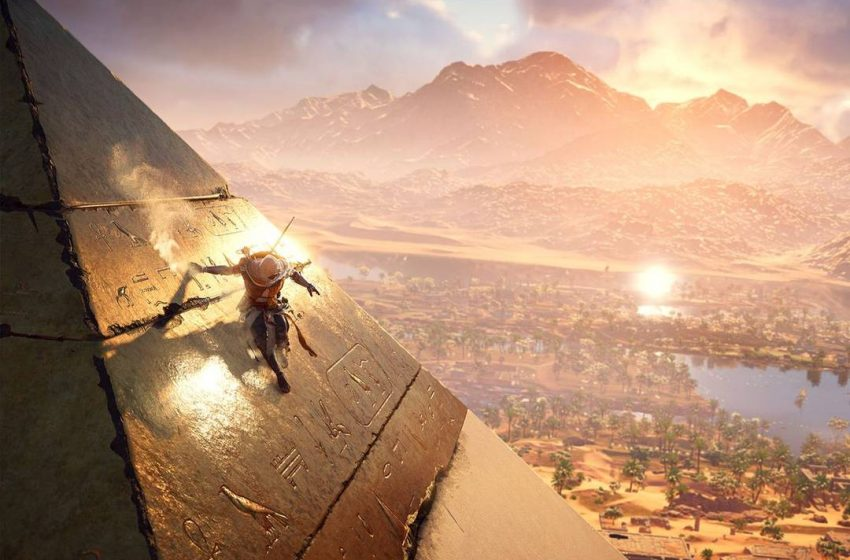 Keyboard/Mouse Controls Layout And Where To Customize It – Assassin's Creed Origins
