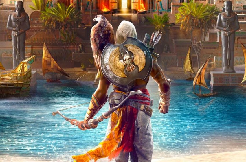 Cursed Weapons Health Reduce Tip – Assassin's Creed Origins