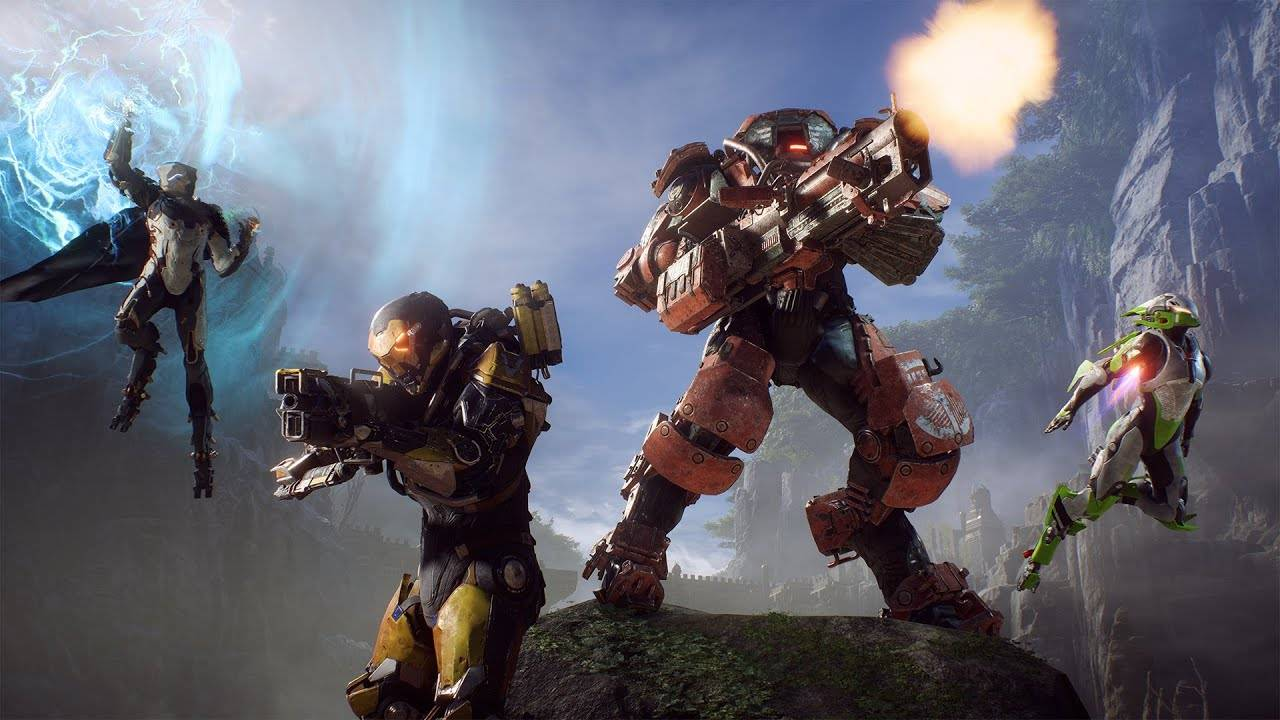 Anthem Becoming The Interceptor Javelin Class And Build Guide Gamepur
