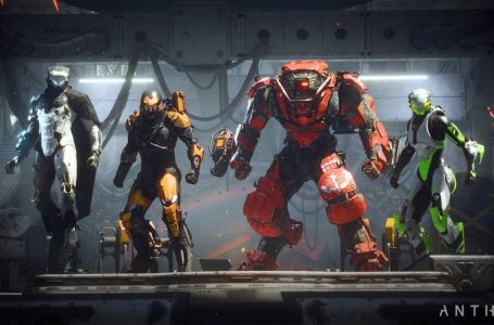 Bioware's Michael Gamble States That Anthem Is Very Much Alive