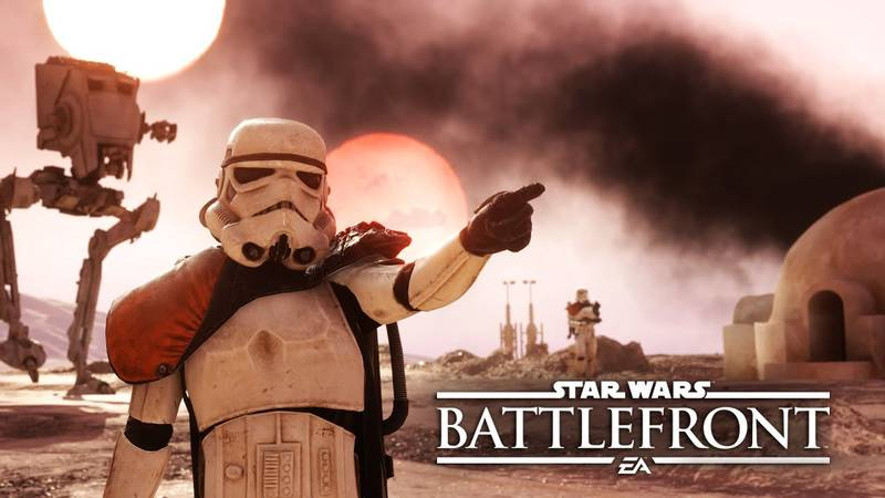 Star Wars Battlefront Beta Tips and Tricks for Walker Assault and Drop Zone