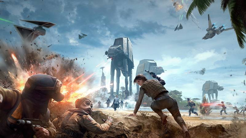 "Star Wars: Battlefront Bribe Controversy Whistleblower says ""The Game Is Piece Of Shit"""